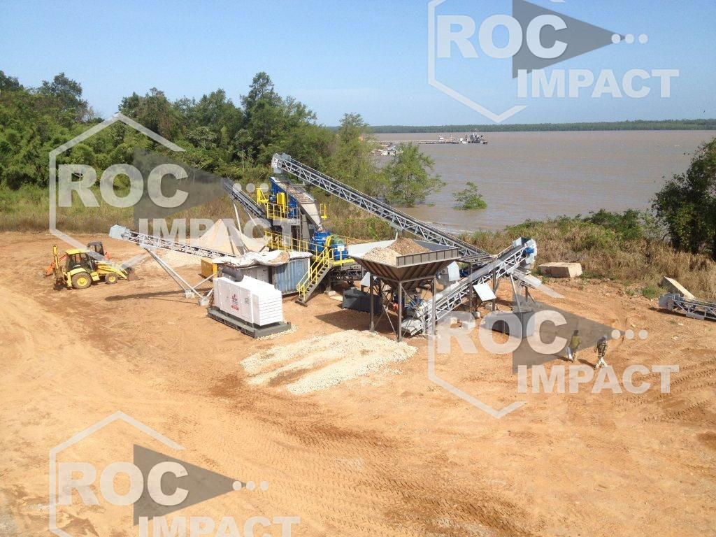 Nuevo proyecto de Guayana francesa