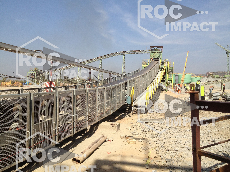 Conveyor for Mine in Mal