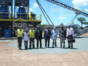 NEWS PROJET R.C.A (République centre Afrique) ROC IMPACT