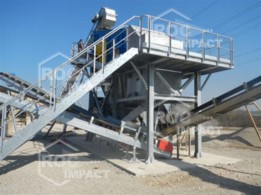 VIBRATING SCREEN ROC 60.20 12 M² 4 DECKS
