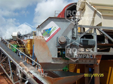 Supplying of conveyors for the gold mine in Mali (conveyor system ROC BELT)