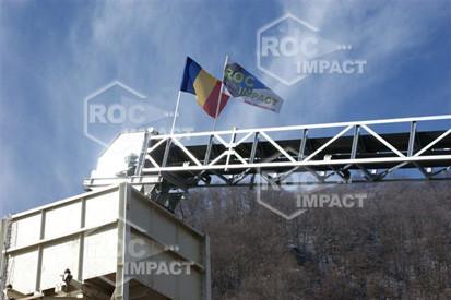 Mise en route de la station de concassage en Roumanie