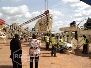 Mise en route de notre Installation complète aux Burkina Faso