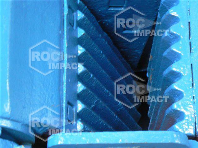 Recyclage de carrelage - Petit débit de concassage