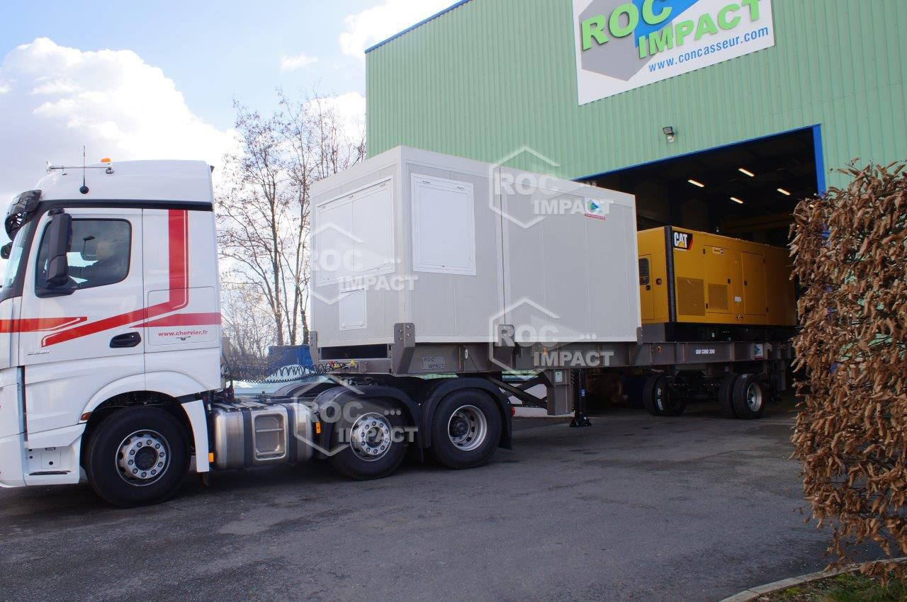 CONTAINER EQUIPE OUTILLES