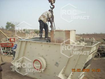 Initio nuestra instalación completa a Burkina Faso